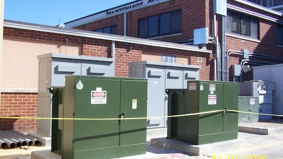 Upgrade Electrical Substations