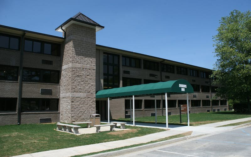 Revitalize Military Lodging Building 801